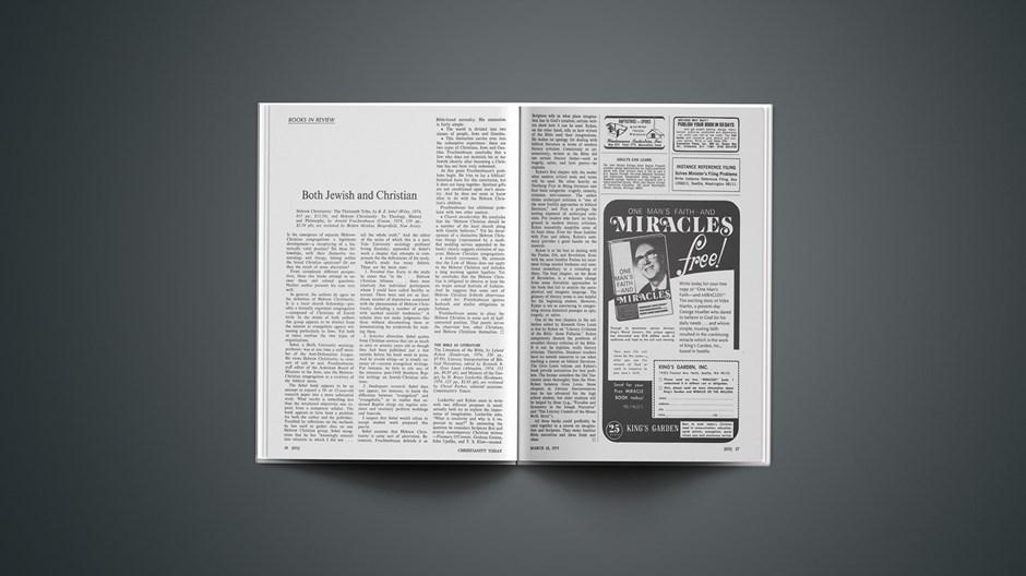 Book Briefs: March 28, 1975